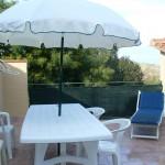 affitti vacanze Castiglione della pescaia solarium
